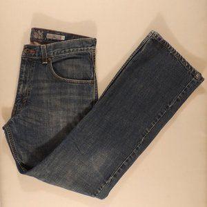 Levi's Silver Tab Men's Blue Jeans Bootcut 33/34